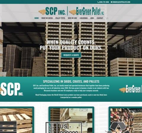SCP Pallets