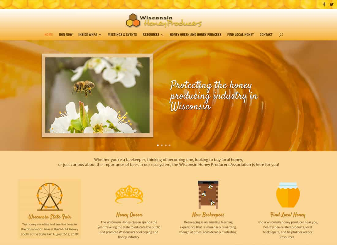 Wisconsin Honey Producers