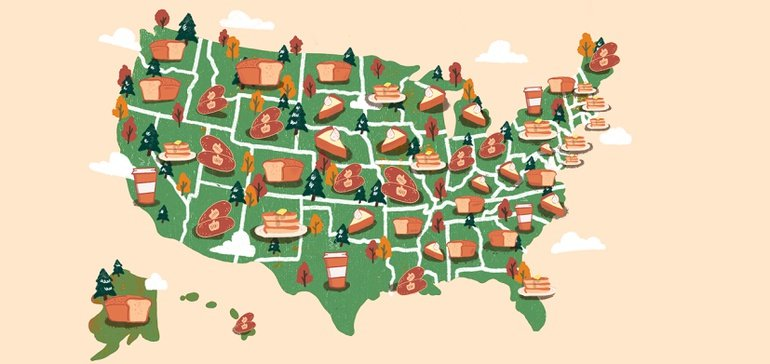 Instagram Shares New Insights into the Most Popular Pumpkin-Based Foods [Infographic]